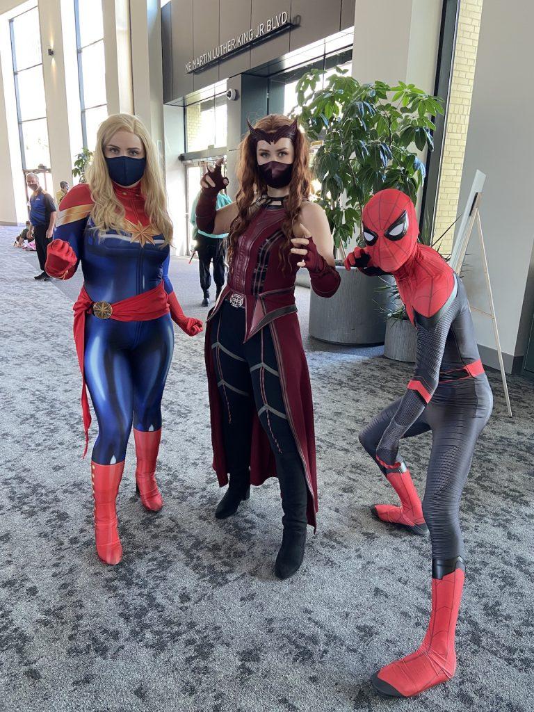 Rose City Comic Con 2021
