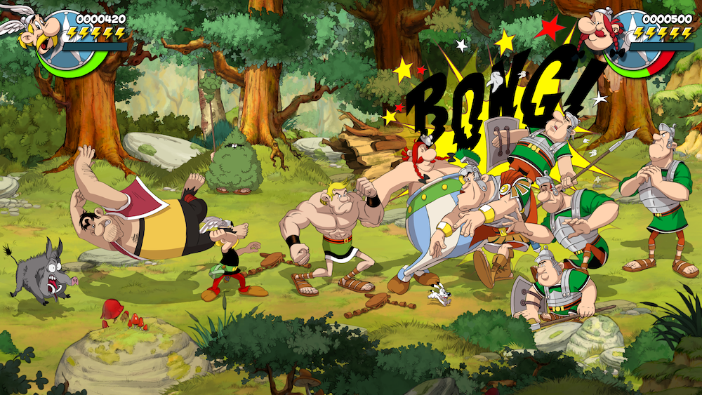 Asterix & Obelix: Slap Them All! Boxed & Ultra Collector's Edition Available to Pre-Order via Strictly Limited Games