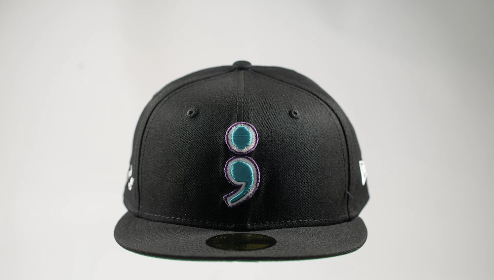 Grandstand EXCLUSIVE World Suicide Prevention 59Fifty Cap by New Era