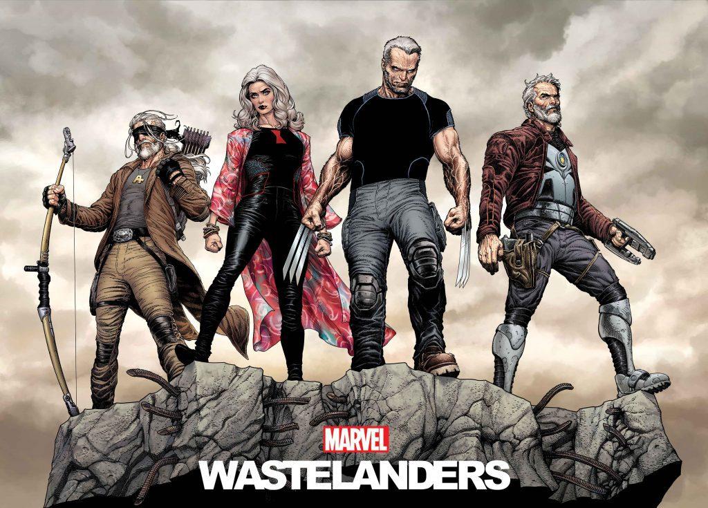 Return to the Wastelands of Old Man Logan in Brand New Series of Wastelanders Comics