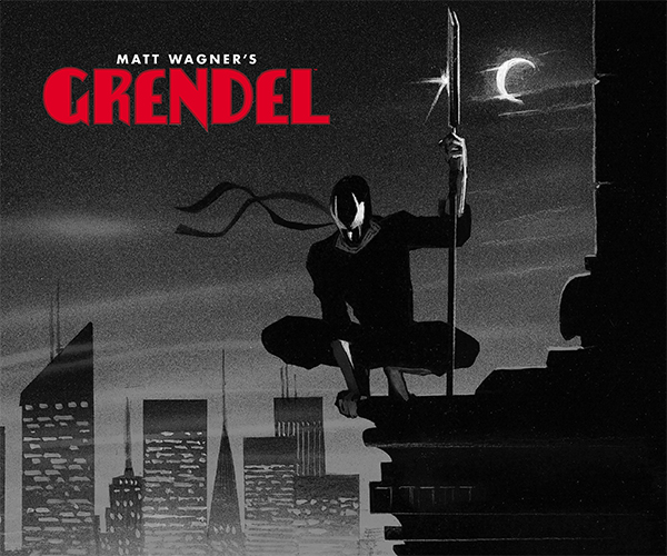 Grendel Explores the Line Between Hero and Villain in All-New Netflix Series