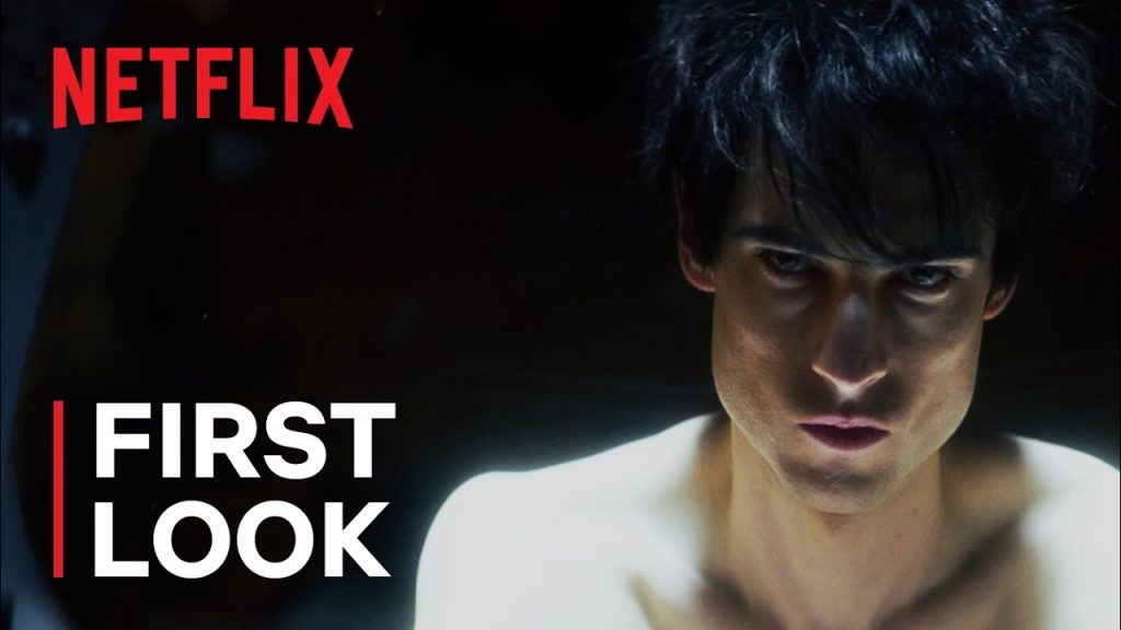 Netflix Reveals first teaser trailer for The Sandman