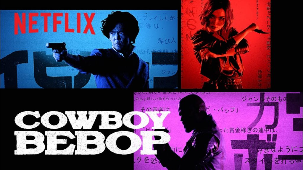 Netflix's Live-Action Cowboy Bebop Gets Teaser with Opening Credits