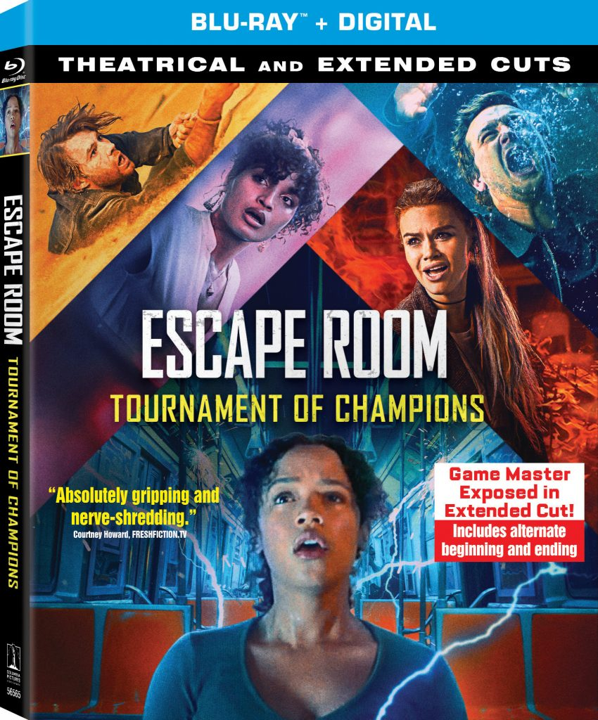 Escape Room: Tournament of Champions Arrives on Digital 9/21, on Blu-ray & DVD 10/5
