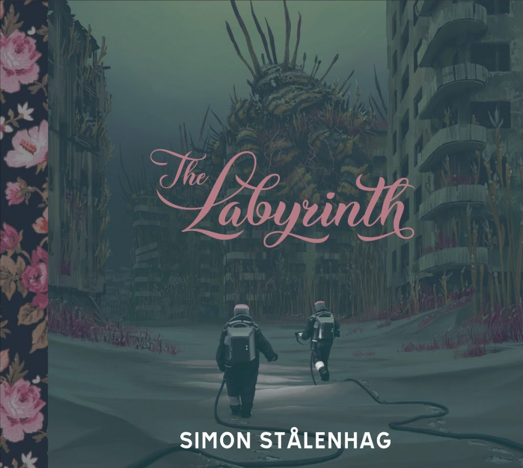 VISIONARY SIMON STÅLENHAG INVITES YOU TO TAKE A FIRST LOOK INSIDE THE LABYRINTH