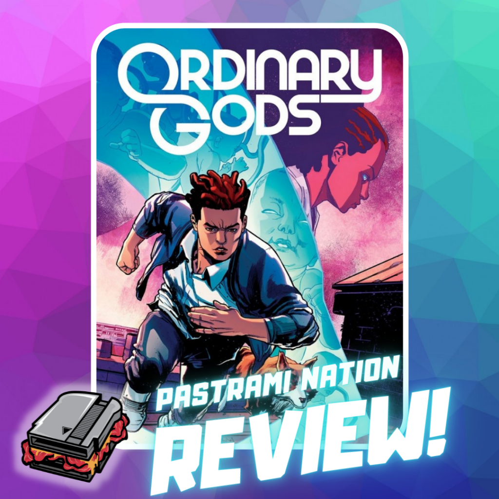 Ordinary Gods #3 Review: At War With the Warden