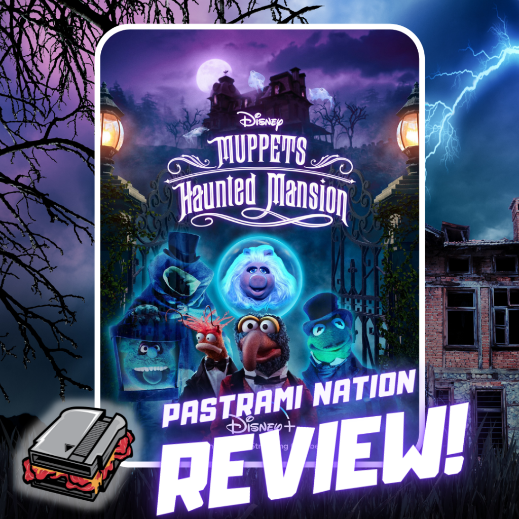 Movie Review: Muppets Haunted Mansion