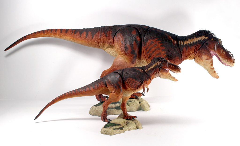 Creative Beast Studio Launches New Tyrannosaur Line of Collectible Dinosaur Action Figures With Kickstarter Campaign