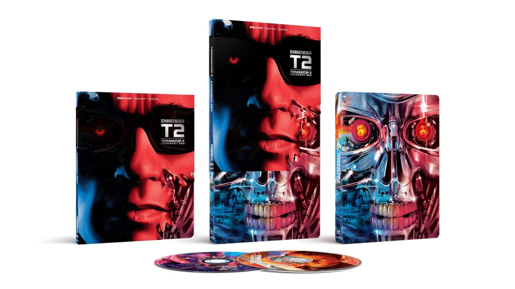 Lionsgate Announce: T2 arrives on 4K Steelbook from Lionsgate, exclusively at Best Buy 11/23